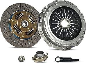 Clutch Kit Works With Subaru Impreza Legacy Wrx Sti Limited Special Edition Gt spec.B Wagon Sedan 2.5L H4 GAS DOHC Turbocharged (EJ257; 6 speed)