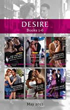 Desire Box Set May 2021/The Trouble with Bad Boys/Second Chance Love Song/Seduction, Southern Style/Hollywood Ex Factor/Th...