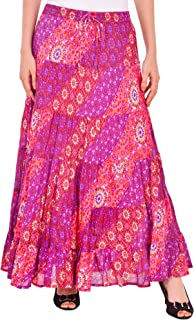 0a4ab6521 Pinks Women's Skirts: Buy Pinks Women's Skirts online at best prices ...
