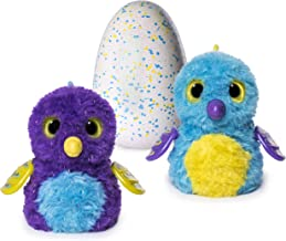 Hatchimals Glittering Garden, Hatching Egg, Interactive Creature – Shimmering Draggle by Spin Master