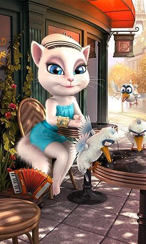 『おしゃべり猫のトーキング・アンジェラ』の6枚目の画像