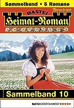 Heimat-Roman Treueband 10 - Sammelband: 5 Romane in einem Band (German Edition)