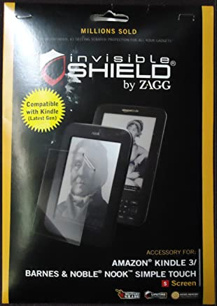 ArmorSuit MilitaryShield Amazon Kindle Touch 3G Screen Full Body Skin