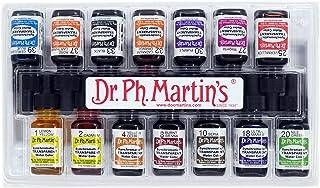 Dr. Ph. Martin's Watercolor Set, SYNC05OZARTS, Assorted Colors, 0.5 oz