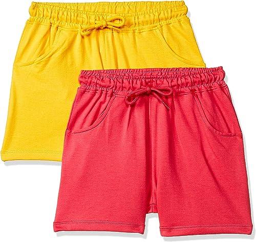Amazon Brand - Jam & Honey Girls' Shorts