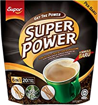 Super Power 6 in 1 Tongkat Ali Ginseng Dan Misai Kucing