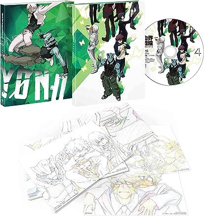 血界戦線 & BEYOND Vol.4(初回生産限定版) [Blu-ray]