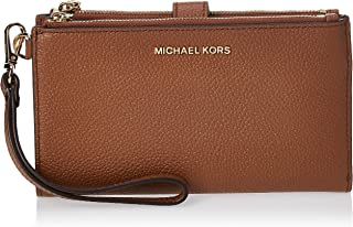 MICHAEL KORS Womens Double Zip Wristlet