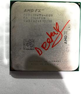 AMD,FX 4130 Black Edition 3.8/3.9 GHZ Quad-Core Tray CPU