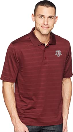 Texas A&M Aggies Textured Solid Polo