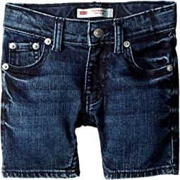 Levi's® Kids - 511 Slim Fit Performance Denim Shorts (Toddler)