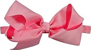 ES Kids Bow Headband - light pink, Light Pink