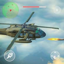 Air Fighter Helicopter Shooting War