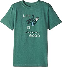 Life is Good Kids - Cannonball Crusher Tee (Little Kids/Big Kids)