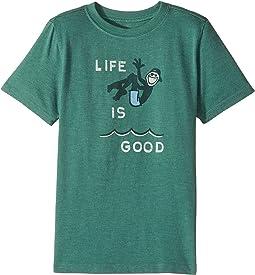 Life is Good Kids - Cannonball Crusher Tee (Little Kids/Big Kids)