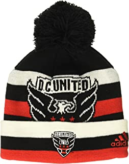 United Toddler 1 Size MLS by Outerstuff Ears Trooped Hat Black D.C
