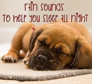 8 hour rain sounds