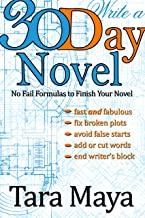 30 Day Novel (How to write a book in a month)