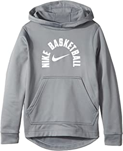 Nike Kids - Therma Basketball Pullover Hoodie (Little Kids/Big Kids)