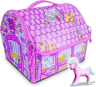Everyday Princess ZipBin 40 Pony Play set w/ 1 Pony