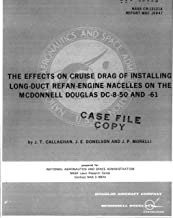 The effects on cruise drag of installing long-duct refan-engine nacelles on the McDonnell Douglas DC-8-50 and -61