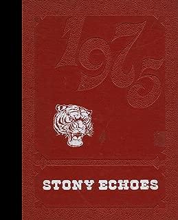 (Reprint) 1975 Yearbook: Stonington High School, Stonington, Illinois
