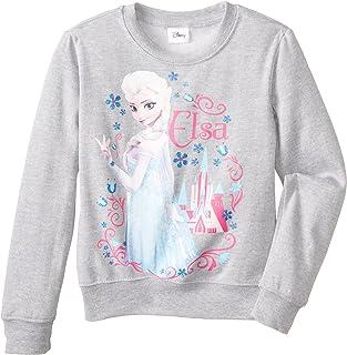 bc9fdf03b63 Amazon.com  Elsa - Fashion Hoodies   Sweatshirts   Clothing ...