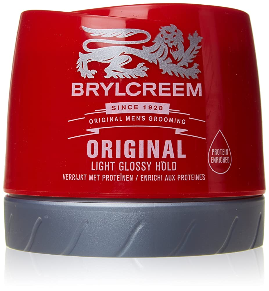 ベギンリムポータルBrylcreem Original Red Hair Cream 250ml