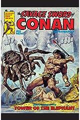Savage Sword Of Conan (1974-1995) #24 (English Edition) eBook Kindle