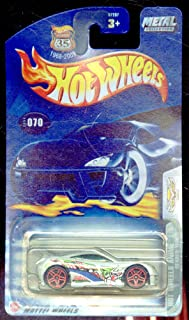 Hot Wheels 2003-070 Anime 1/5 GRAY Seared Tuner Highway 35 1:64 Scale