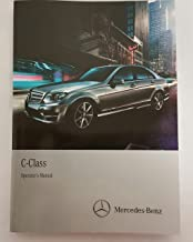 2014 MERCEDES C CLASS OWNER'S MANUAL SET WITH COMAND