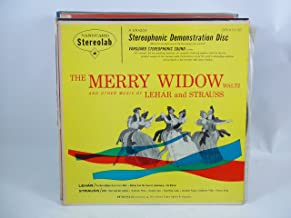 The Merry Widow Waltz and Other Music of Lehar & Strauss