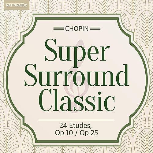 Chopin: Etude Op 25 No 5 in e minor - 'Wrong Note' (Surround