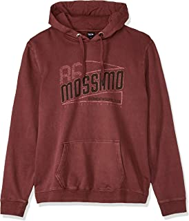 Mossimo Men's in Too DEEP Hoodie, Crushed Berry