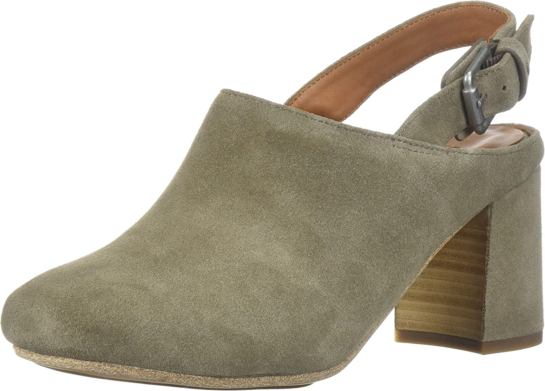 Gentle Souls Womens Tami Slingback Shootie Ankle Boot