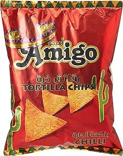 Amigo Tortilla Chips Chilli - 250 gm