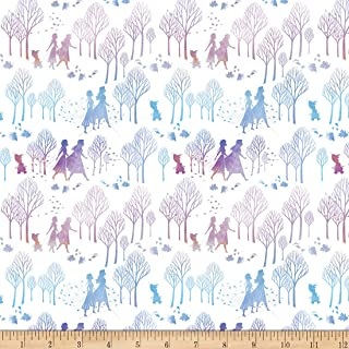 character cotton fabric