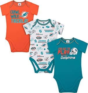 miami dolphins baby outfit