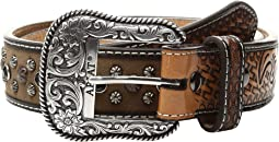 Ariat - Scroll Tab Belt