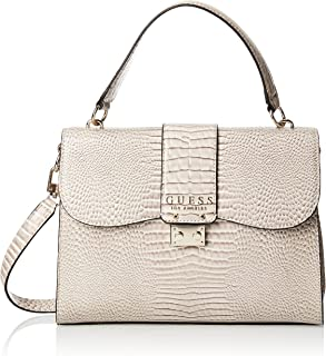 GUESS Womens Cleo Top-Handle Bag