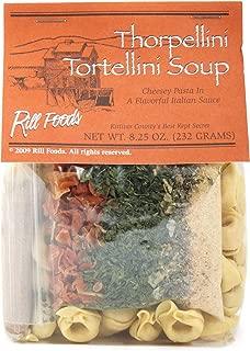Rill Foods Thorpellini Tortellini Soup Mix 8.25 oz
