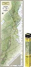 National Geographic: Appalachian Trail Wall Map in gift box Wall Map (18 x 48 inches) (National Geographic Reference Map) PDF