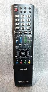 シャープ 液晶テレビ(AQUOS) 純正リモコン GA952WJSA 0106380347