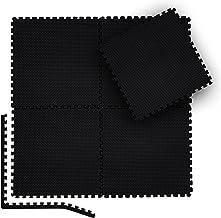 bonsport Vloerbeschermingsmatten set van 12 - puzzelmat 40x40cm vloermat beschermmat