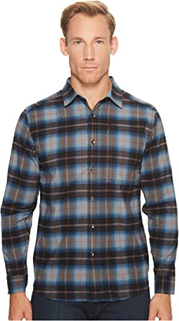 Merinolux Flannel Long Sleeve Shirt