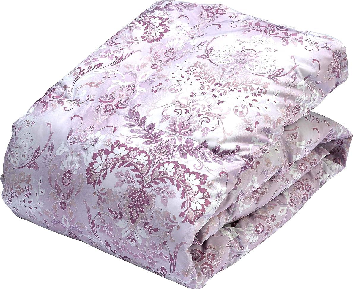十代の若者たち産地謙虚な西川(Nishikawa) ピンク 150×210cm 洗える ダウンケット 羽毛肌掛け布団 4G9006N50-25