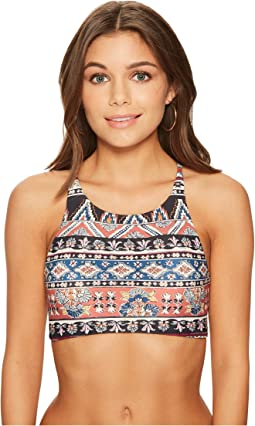 Billabong - Last Tribe High Neck Bikini Top
