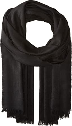 Ted Baker - Bow Jacquard Long Scarf