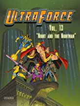 "Ultraforce Vol. 13 ""Night and the Nightman"""