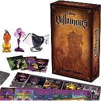 Ravensburger Disney Villainous Evil Comes Prepared Game Expansion Pack